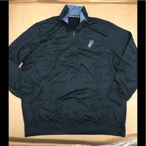 🧢 Adidas NBA Dan Antonio Spurs sweatshirt 2XL